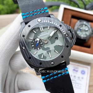 2020 высокое качество РАМ мужчины часы Joker Firenze 1860 Наручные часы Luminor Погружные инструменты выживания мужские часы D0043