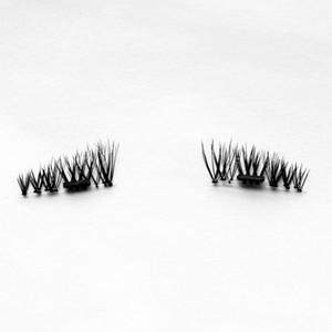 3D Magnet false eyelashes, eye corner extension, no allergies more convenient.lashes eyelash extension Magnetic Eye Lashes
