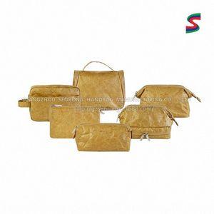 Teweiqiang double layer 1082D DuPont Kraft paper storage bag American washed Kraft paper dumpling bag Y5ko#