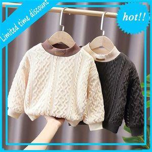 Children's Winter hot Plunge inside used Loss jacket 3-8T Boys'sweaters boys' sweaters