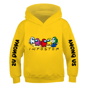 Among Us Oversized Boys Hoodies for Girls Teenagers Children's Sweatshirt for Boys Girls Sweat Shirt Child Kids Hoodies Clothes
