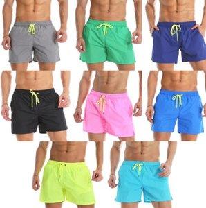 Shorts Summer Casual Sports Gym Pantaloncini Mens Beach Board Shorts Surfing Designer