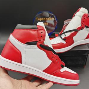 Высокое качество Человек Баскетбольные Обувь Ретро Высокий Трэвис Скоттс Выкл. Университет Синий Чикаго GS Combed The Dark Mocha Женщины Модные кроссовки