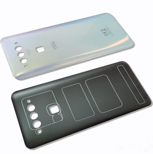 Original Battery Cover 3Dglass Door Housing Phone Protection Back Case For TCL PLEX T780H Shell Replacement