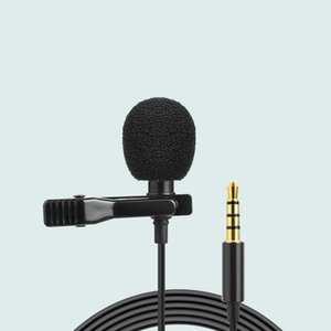 2020 New Mini Usb Microphone Pc   Phone   Camera Mic Portable External Buttonhole Microphones For Laptop Computer