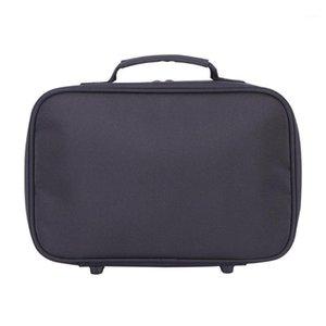 Sacchetti cosmetici casi sacchetto business parrucchiere cassa utensile stoccaggio trucco da viaggio kit da toilette da viaggio kit di trasporto borsa da trasporto make up borsa1