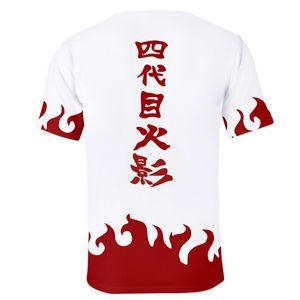 Japanese Anime Naruto 3D print t shirt men Hokage Ninjia Konoha sasuke itachi uchiha Kakashi Akatsuki short sleeve Funny tshirt