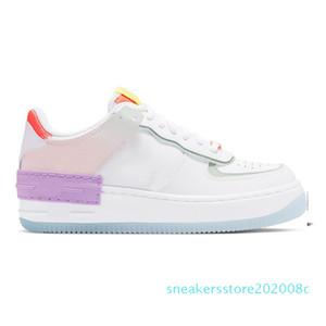 rWomens Platform running shoes fashion sneakers shadow White black Snakeskin Glacier Blue Spruce Aura Pale Ivory mens sports trainers 08s