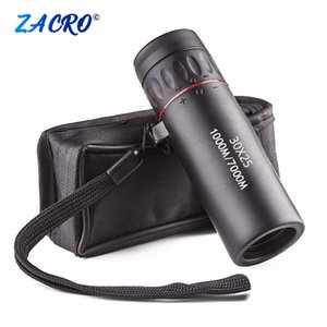 Hunting Monocular Telescope 30x25 HD Night Vision Waterproof Spotting Scope Focus Zoomable Scope for Travel Hunting Scopes #2