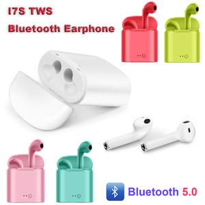 Presente de Natal New 5.0 sem fio Fones de ouvido Bluetooth Fones de ouvido intra-auriculares Air fone de ouvido Suporte Sistemas IOS Android Pods Auscultadores