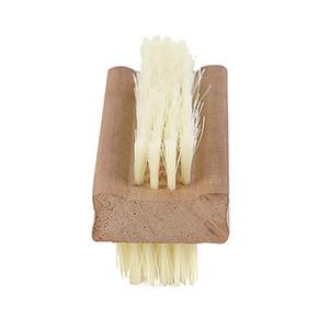 Деревянные Массаж кисти Утеплители рук Ногти очистки Компактный продукт Чувствительная Удобный Щетки высокого качества 1 5jx F2