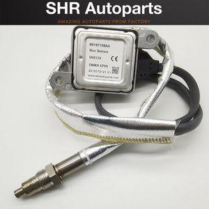 5WK9 6799 Nitrogen Oxide Sensor SHR Nox sensor Catalyst lambda 14-17 DODGE RAM Nox Sensor 5WK96799 68197109AA