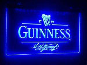 B -91 Guinness Beer Bar Pub New Led Neon Light Sign