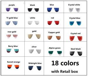 18 الألوان وحدة تحكم لاسلكية بلوتوث للتحكم PS4 المقود صدمة غمبد لعبة وحدة تحكم مع حزمة البيع بالتجزئة