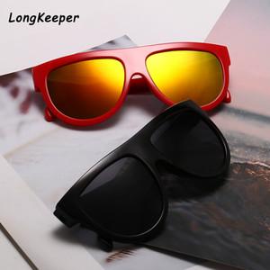 2020 oculos Black Freitag Kinder Sonnenbrille Jungen Mädchen Übergroße Runde Sonnenbrille Geschenk Für Kinder Niedlich Baby Uv400 Shades Gafas de Sol