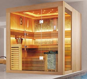 Forêt espace haut de gamme sauna bar oxygène sur mesure chambre confortable saine profiter petite salle de vapeur khan SH319