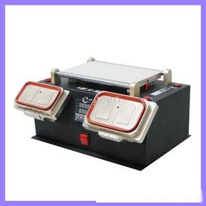 المدمج في فراغ مضخة LCD تعمل باللمس فاصل الأوسط الإطار الحافة إصلاح منفصلة آلة تقسيم فاصل LCD زجاج لفون 6 سامسونج