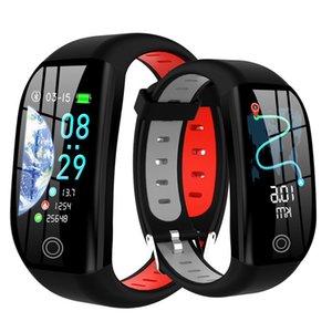 F21 Bracelet GPS Distance Fitness Activity Tracker IP68 Waterproof Blood Pressure Watch Sleep Monitor Smart Band Wristband