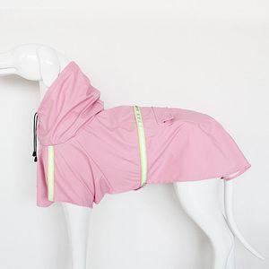 Guarda-chuva pequeno Dog Raincoat Waterproof Jacket Sportswear Dog Reflective Poncho Golden Retriever Ropa Perro Pet Products Xx60dr yxlVmp