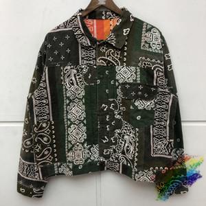Double Side Jacket Shirt Mantel Männer Frauen 1 Beste Qualität Herbst Winter Denim Mantel
