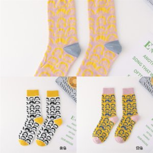 LCNQ Frühling und Sommer Cartoon Wangzai Boot Herbst und Winter japanische Board Sockenfuß Schuhsocken Socken Board Socken Komfortables Boot