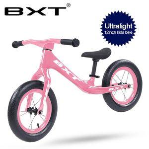 Bxt New Ultralight Kids Bike Pedal - Menor Carbono Bicicleta Push Push's Walker Parker Carbon Kid Bicicleta 1.95KG