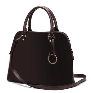 Livraison Gratuite Designers Sacs Nouveaux sacs pour femmes Sac de mode européen et américain Sac Shell PVC 2 Couleur Gold Chain / Un grand nombre de réductions