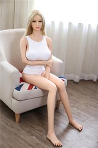 Masturbation complète pour jouet 165cm silicone Sex Sex réaliste sexe du corps Real Love Doll Poupées hommes jouets Vagin réelle artificielle mâle adulte anal Poca