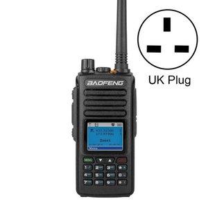 Baofeng DMR-1702 Dijital İkili Segment İkili Zaman Tekrarlayıcı ile GPS Kayıt Telsiz Fiş SpecificationsUK Tak