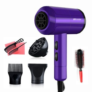 3200 Professional Hair Dryer Hot Cold Wind Quick Heat Hairdressing Blow Dryer 210-240V High Power Salon DIY Styling Tools 45D