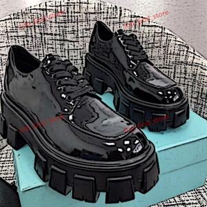 Prada shoes  Yeni kadın tasarımcılar ayakkabılar hakiki deri Metal çırpıda Bezelye düğün Ayakkabı elbise klasik moda bayan ayakkabı büyük beden makosenler 35-40