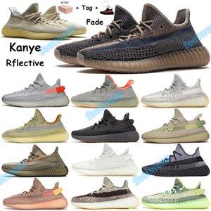 700 Runner 700 Imán tephra Kanye Vanta estática relojes análogos de zapatos para correr para mujer de las zapatillas de deporte de diseño inercia US5-11.5