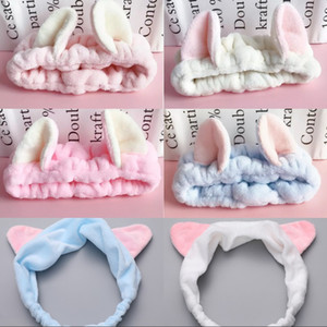 Lovely Hair Band Simplicity Elastic Fashion Simple Hairlace Accessories For Women Face Washing Fashion Headbands 1 1cl K2B