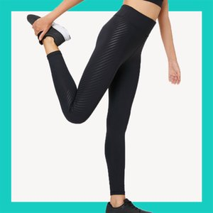 Leggings Trainning Pants Exercise Trousers Sports Tights Normal Waist Patterned Yoga Workout Pilates Sportswear Gym