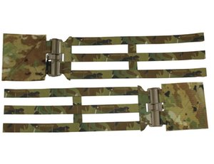 TAC quick release abdominal belt JPC   420   419 XPC quick release buckle triple side panel