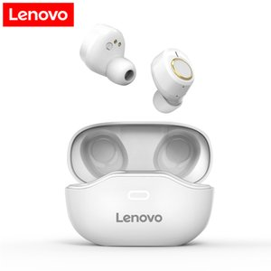 Lenovo X18 Bluetooth Earphone Light Touch Button Light Touch Bluetooth Headset Earplugs With Charging Box