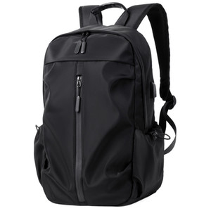 New waterproof mens designer backpacks male travel double shoulder bags fashion casual computer purses no388