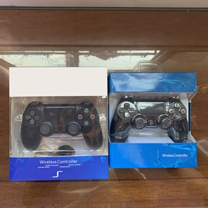 In magazzino PS4 controller wireless di alta qualità Gamepad 22color per PS4 gioco della barra Controller Free