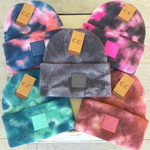 5 Renk Klasik Bayanlar Bayan Slouch Beanie Örme Oversize Beanie Kafatası Şapka Aşıklar kintted Cap Katı Beanie Caps Caps