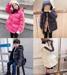 2020 nuovo inverno dei bambini in pile Giacche Outdoor i ragazzi con cappuccio Warm bambini Capispalla Boy Windbreaker autunno casual neonato cappotti vestiti