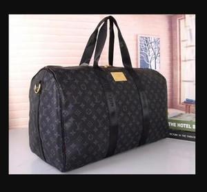 2018 새로운 패션 남성 여성 여행 가방 갈아 입을 옷 가방, 브랜드 디자이너 가방 핸드백 큰 용량 스포츠 가방 55X26X34CM 88,658 * 01