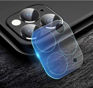 DHL 200pcs Cámara trasera de la lente de cristal templado para Iphone 11 Pro Max XR XS 7 8 Plus película de la protección del protector de Huawei Galss mate 30 Pro
