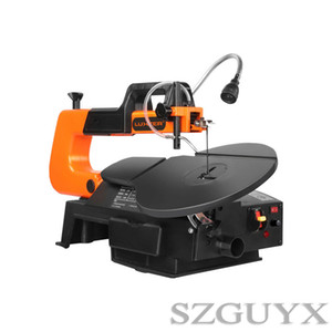 Desktop Speed Regulation Jigsaw Pull Flower Saw Carving Saw Woodworking Table Wire Reciprocating Fretsaw Chainsaw