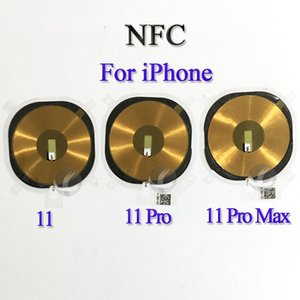 NFC Chip For iPhone 11 11 Pro Max Wireless Charging Charge Panel Coil Sticker Flex Cable Ribbon Antenna Sensor
