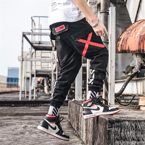 NAGRI 2020 New Men Fashion Cargo Pants Men Street Style Cotton Jogger Camouflage Pants Men Casual Slim Sweatpants M L XL XXL Y1114
