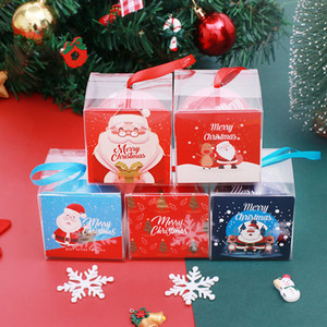 Christmas Tree Pendant Christmas Ornament Christmas ball creative children's candy box kindergarten gift T3I51320