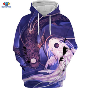 SONSPEE 3D New American Education Anime Avatar: The Last Airbender Hoodie Kinder Cartoon Männer Pullover Tier Kuh Beauty Tops
