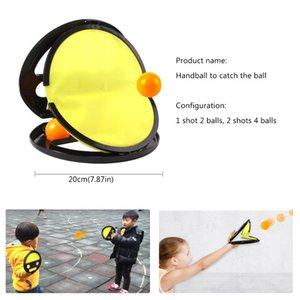 Outdoor Fitness Toy Ball Children Hand Catching Ball Indoor Throwing And Catching Game Family Parent-Child Interactive Game