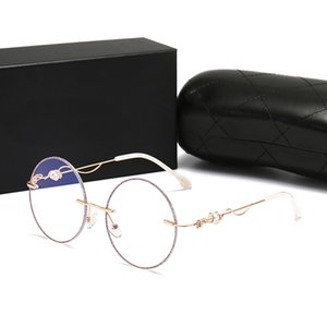 1 unids retro anti azul rayo computadora lujos gafas diseñadores mujeres redondo ojo vidrio hombres azul claro bloqueo de moda fotografías ópticas