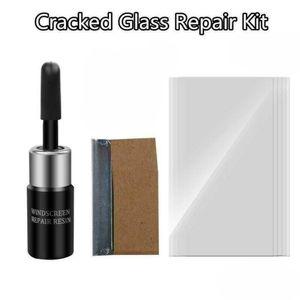 Auto-Reparatur Fluid Automotive Glass Repair Fluid-Kit Set Chip High Quality